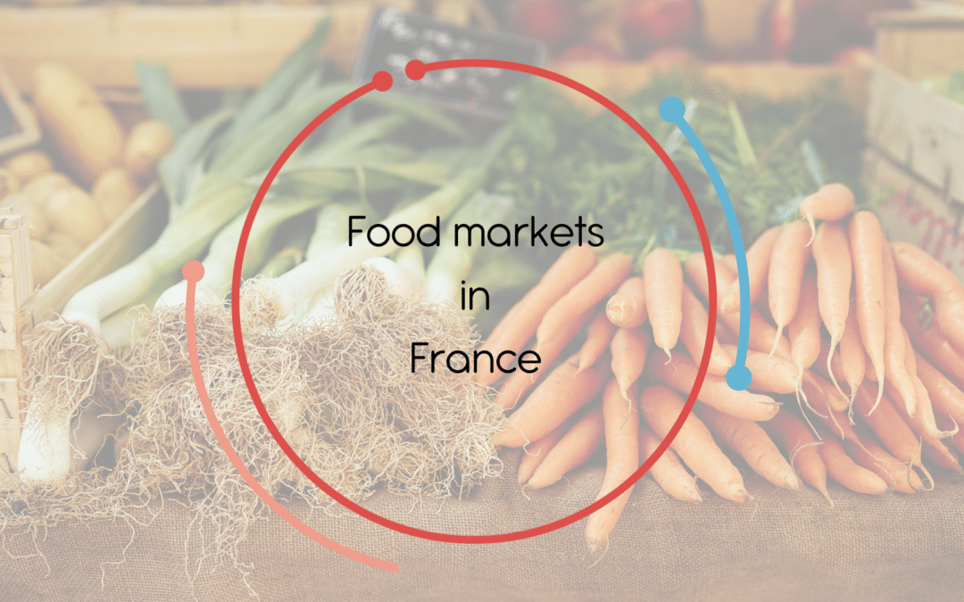Food markets in France